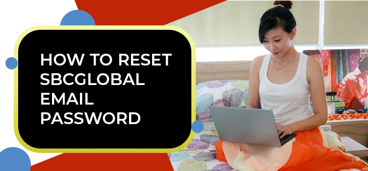 Reset SBCGlobal Email Password
