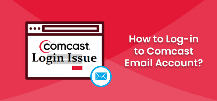 Comcast email sign in support