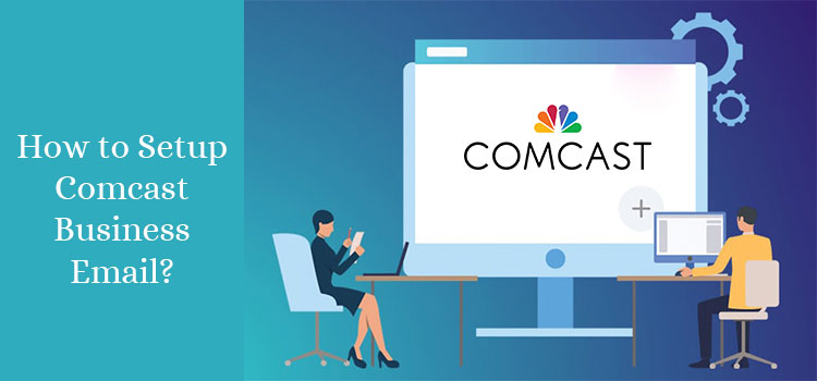 create comcast business email